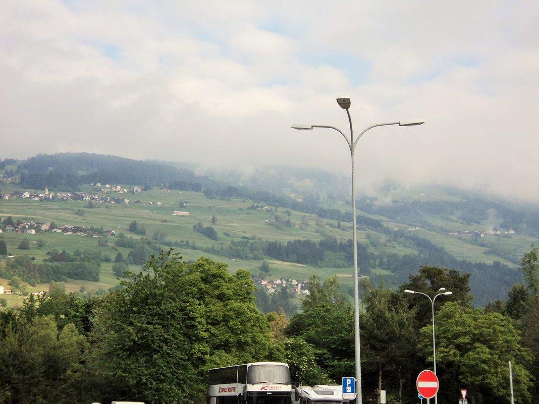 горная Швейцария - kuta75 оля оля
