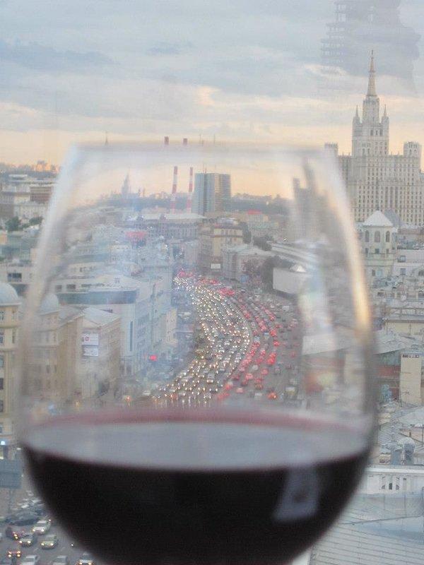 последний теплый день в Москве 3 окт 2016 - Lyudmila