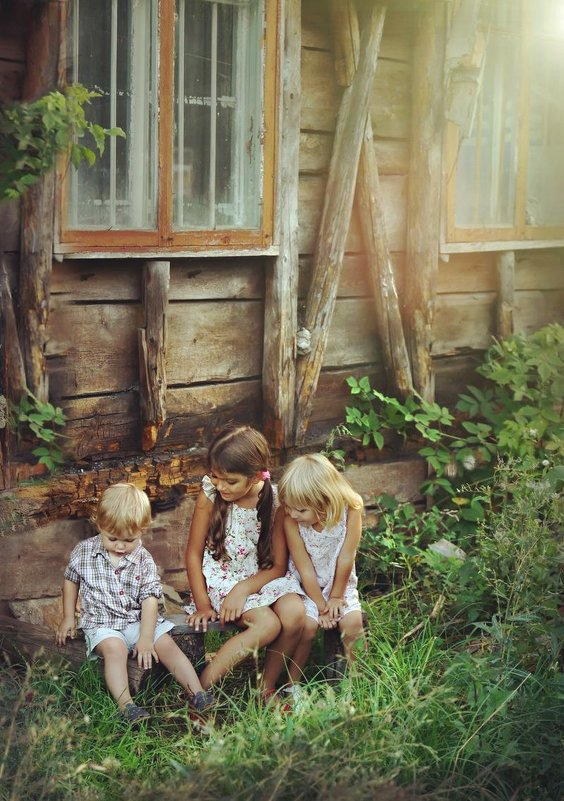 Дети - Наталия Ефремова
