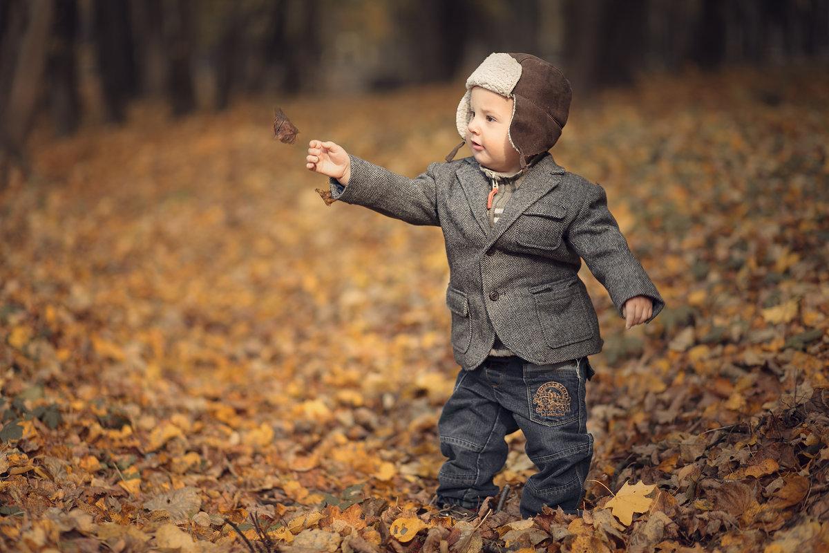 Повелитель опавших листьев - Anna Lipatova