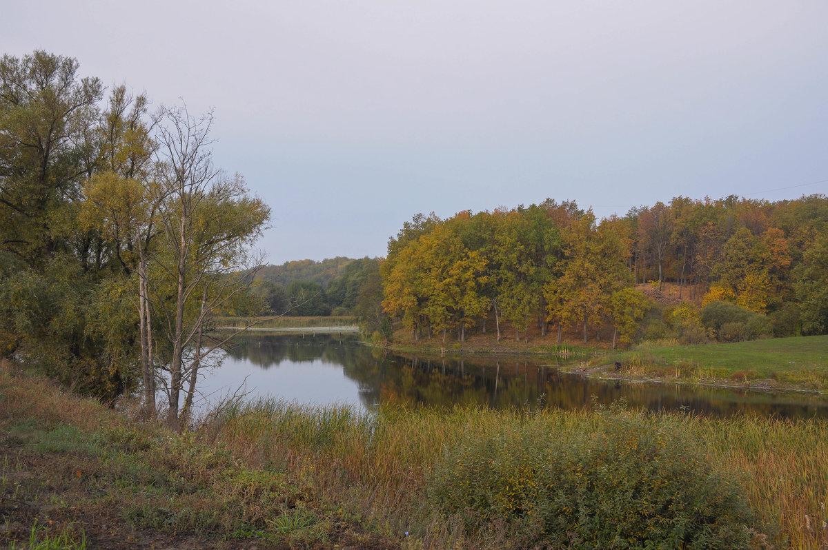 Осеннее озеро - Сергей Тагиров