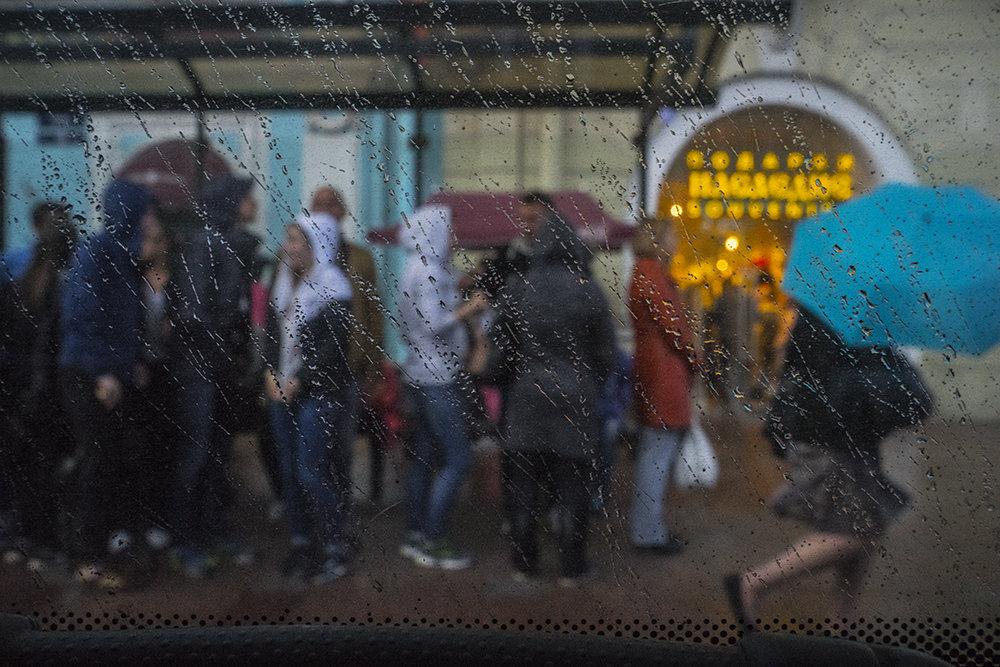 Дождь.... - Людмила Синицына