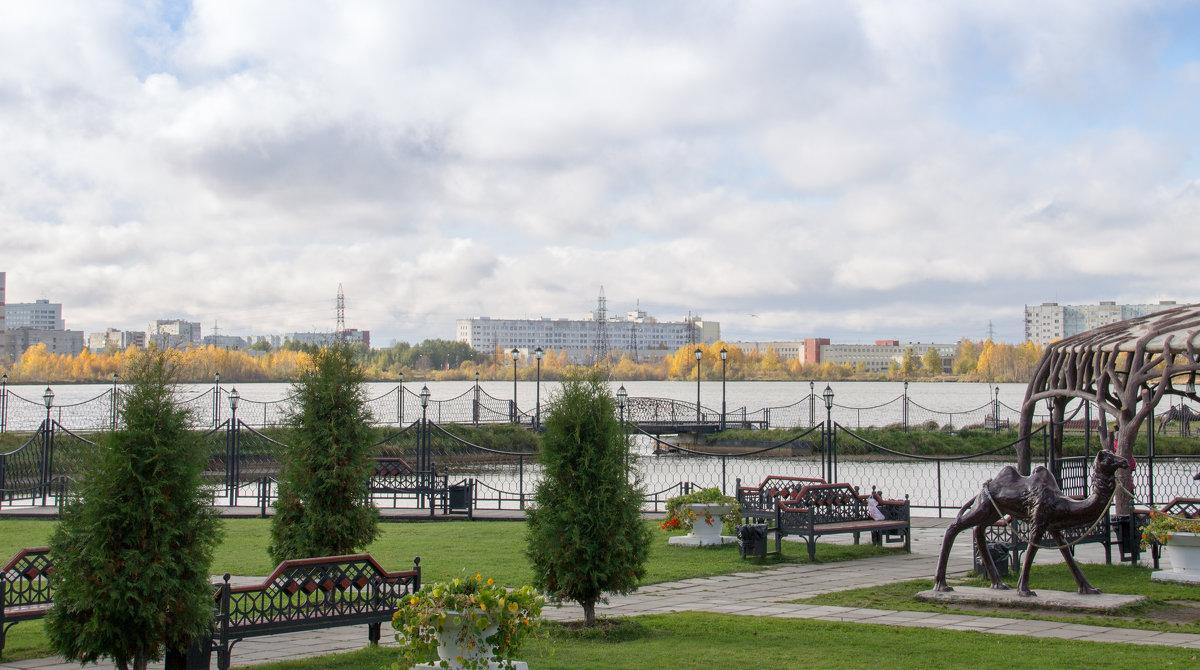 В Северодвинске - Светлана Ку