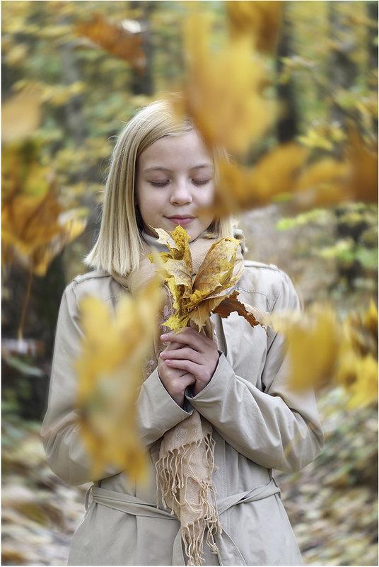 Осенние мечты - Виктория Иванова