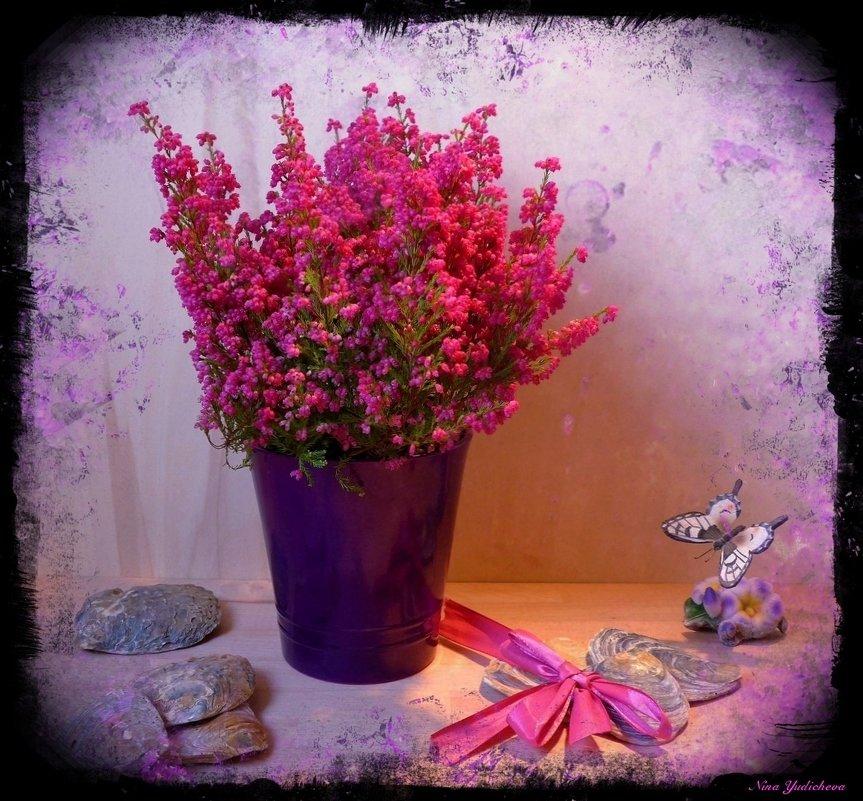 Когда цветёт Эрика - Nina Yudicheva