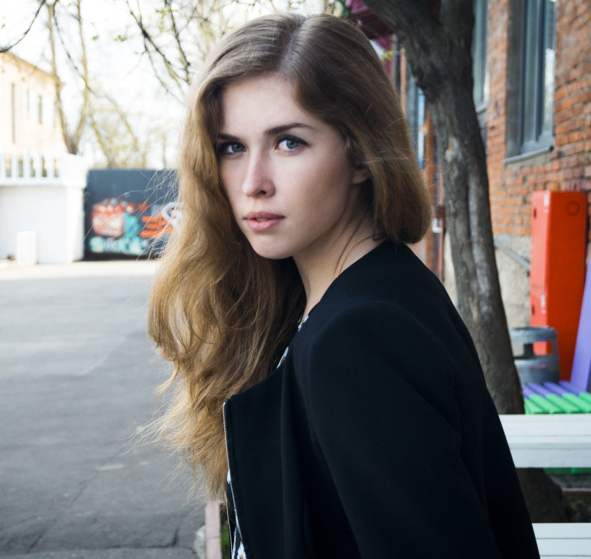 SS - Анна Крюкова
