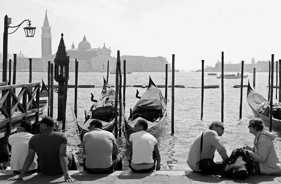 Венеция - Galina