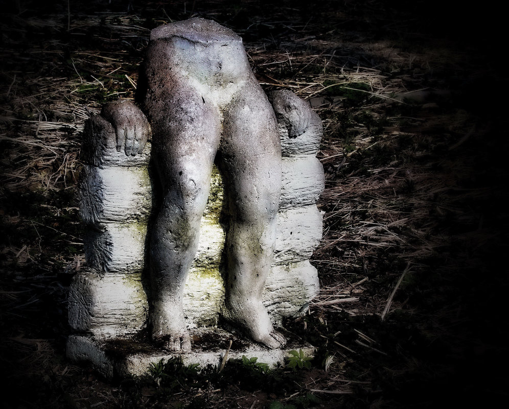 Скульптура - Александр Липецкий
