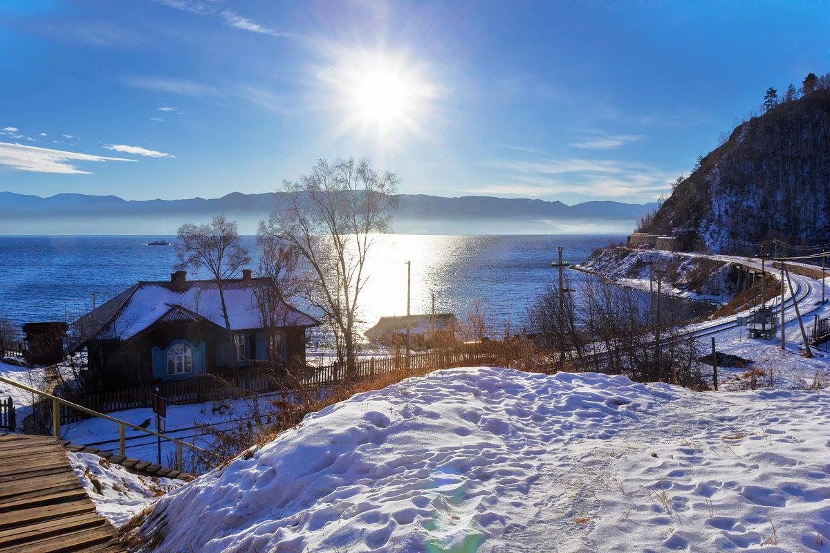 Солнце над озером - Анатолий Иргл