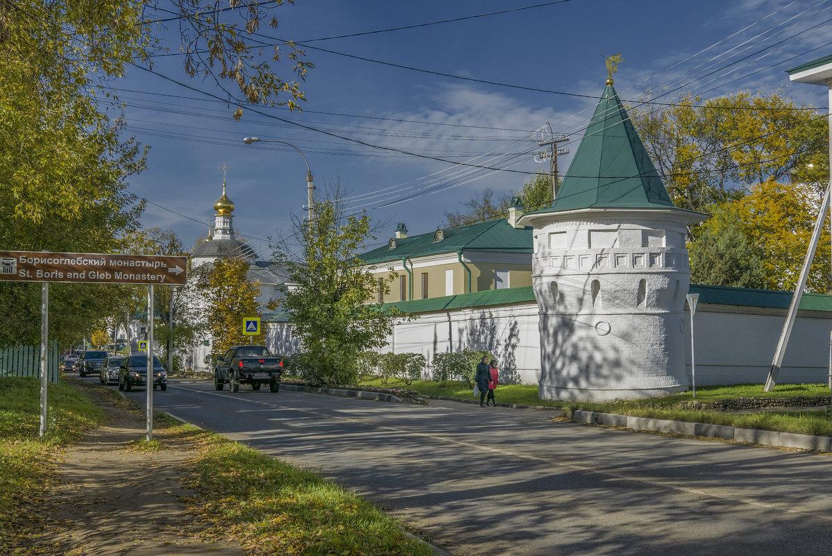 Борисоглебский мужской монастырь в Дмитрове. - Михаил (Skipper A.M.)