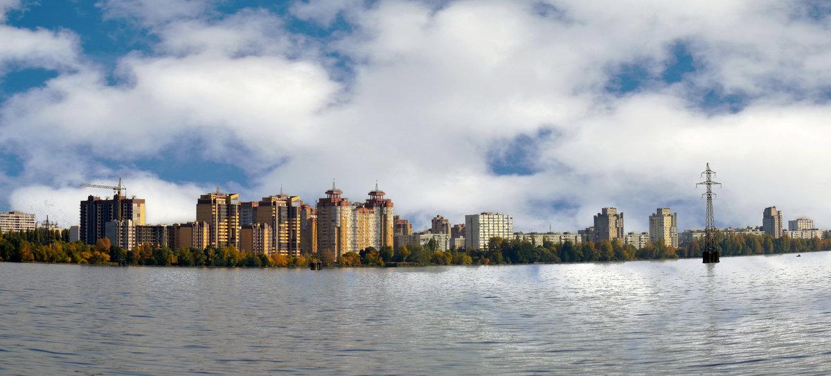 Город в котором живу.... - Михаил Болдырев