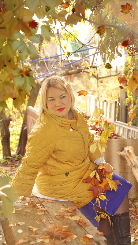Золотая осень - Olga Rosenberg