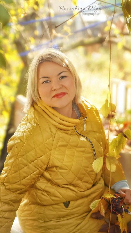 Октябрь - Olga Rosenberg