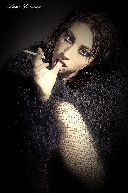 портрет - Lana Fursova