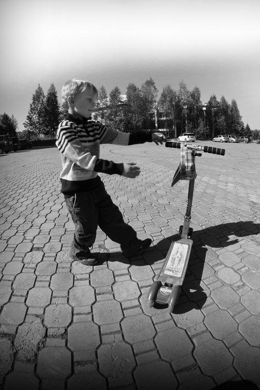 Сам себе самокат - Владимир Шехтер