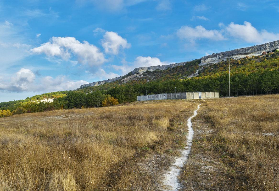 Дорога в горы - Zinaida Belaniuk