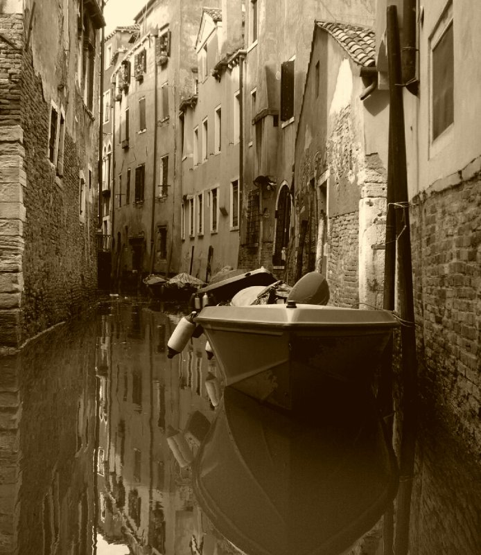 Старая, добрая Венеция. ... - Galina Belugina