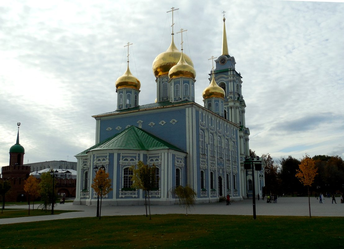 Успенский собор - Мила