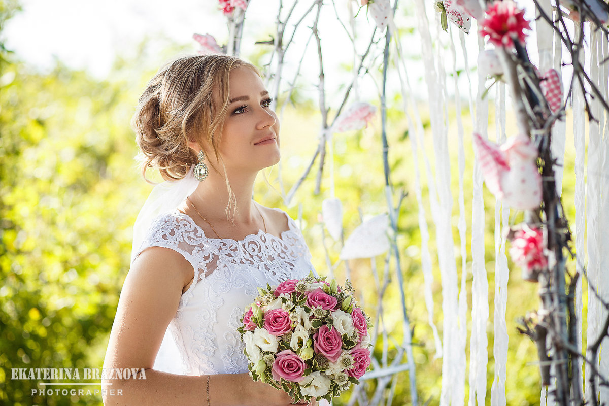 Wedding day   Фотограф - Екатерина Бражнова  Стиль/Декор - Екатерина Бражнова  Прическа/Макияж - Ека - Екатерина Бражнова