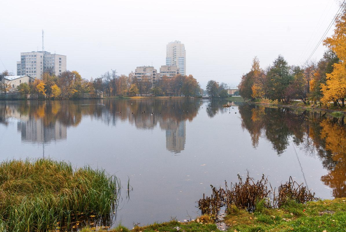 Городской пейзаж 2 - Виталий