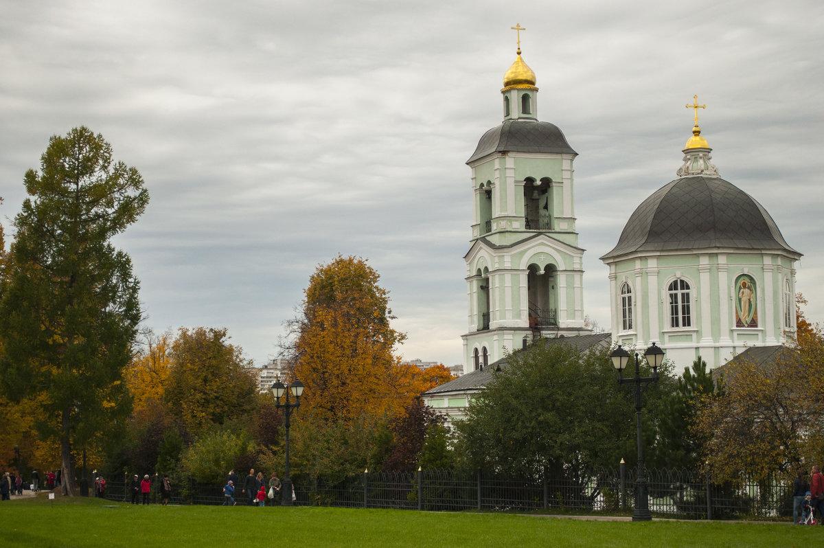 Церковь в Усадьбе Царицыно - Александр Аполонов