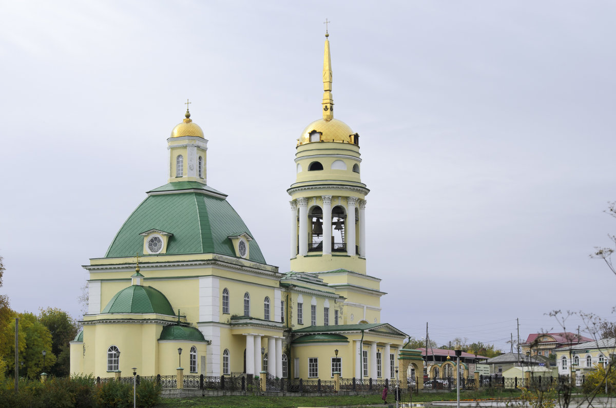 Собор Троицы Живоначальной - Ольга Русакова