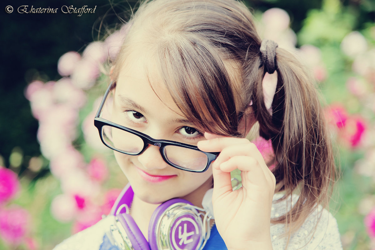 Портрет. Дети (4) - Ekaterina Stafford