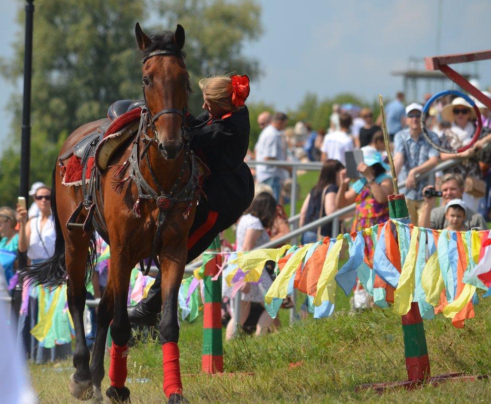 Омские казаки - Savayr