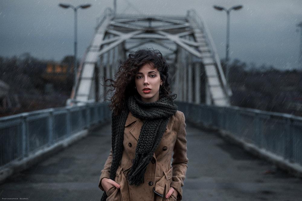 On bridge - Дмитрий Бегма