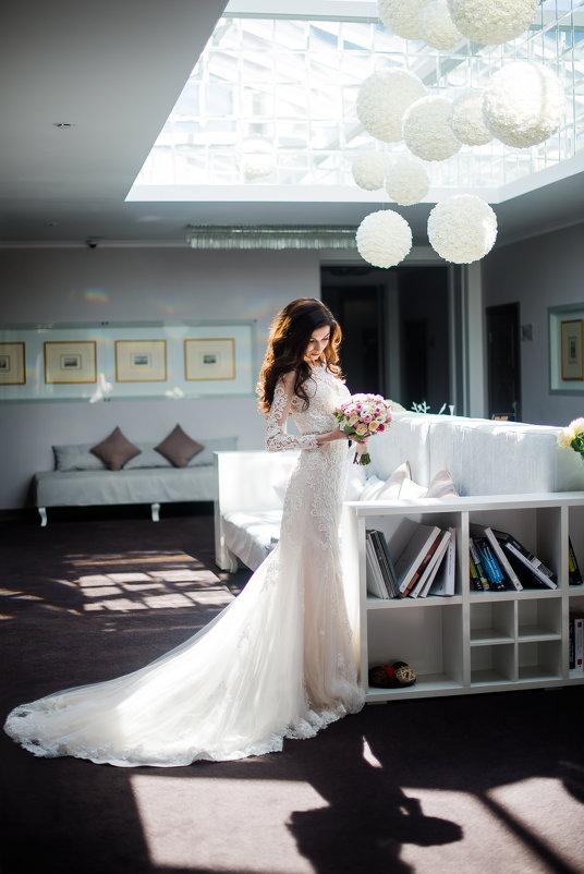 Невеста. - Mari Shurins