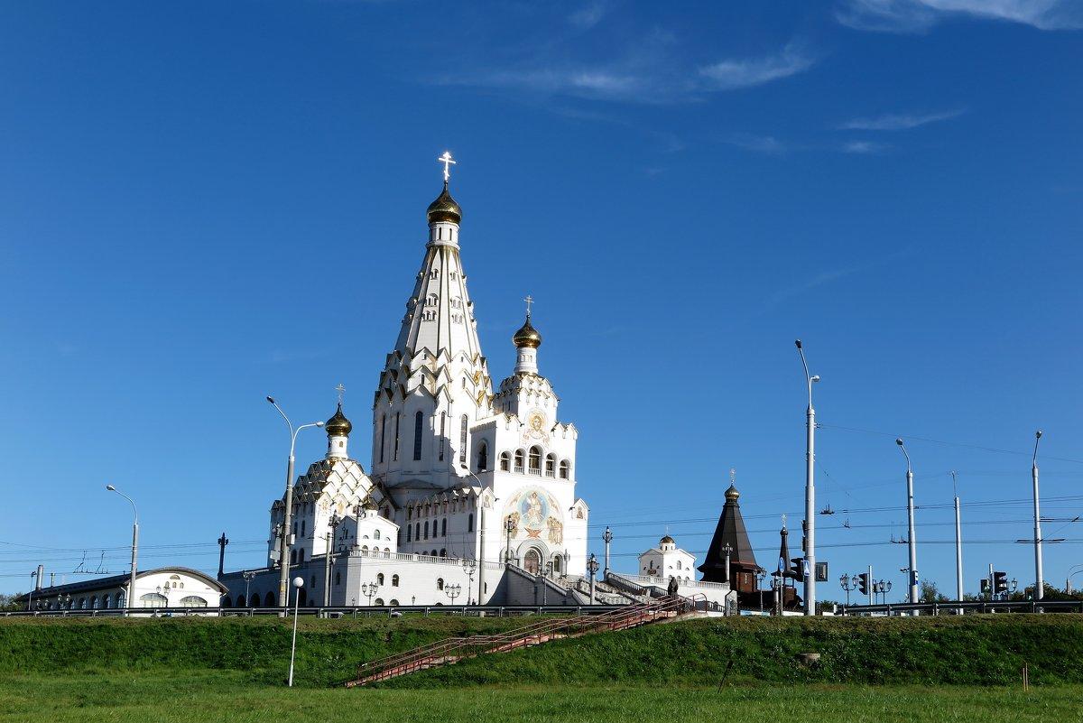 Минск. Всехсвятская церковь - Оксана Кошелева