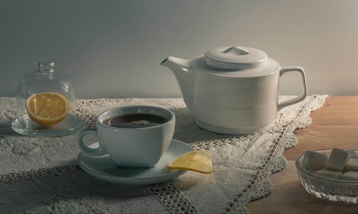 Утренний чай с лимоном - Алексей Кошелев