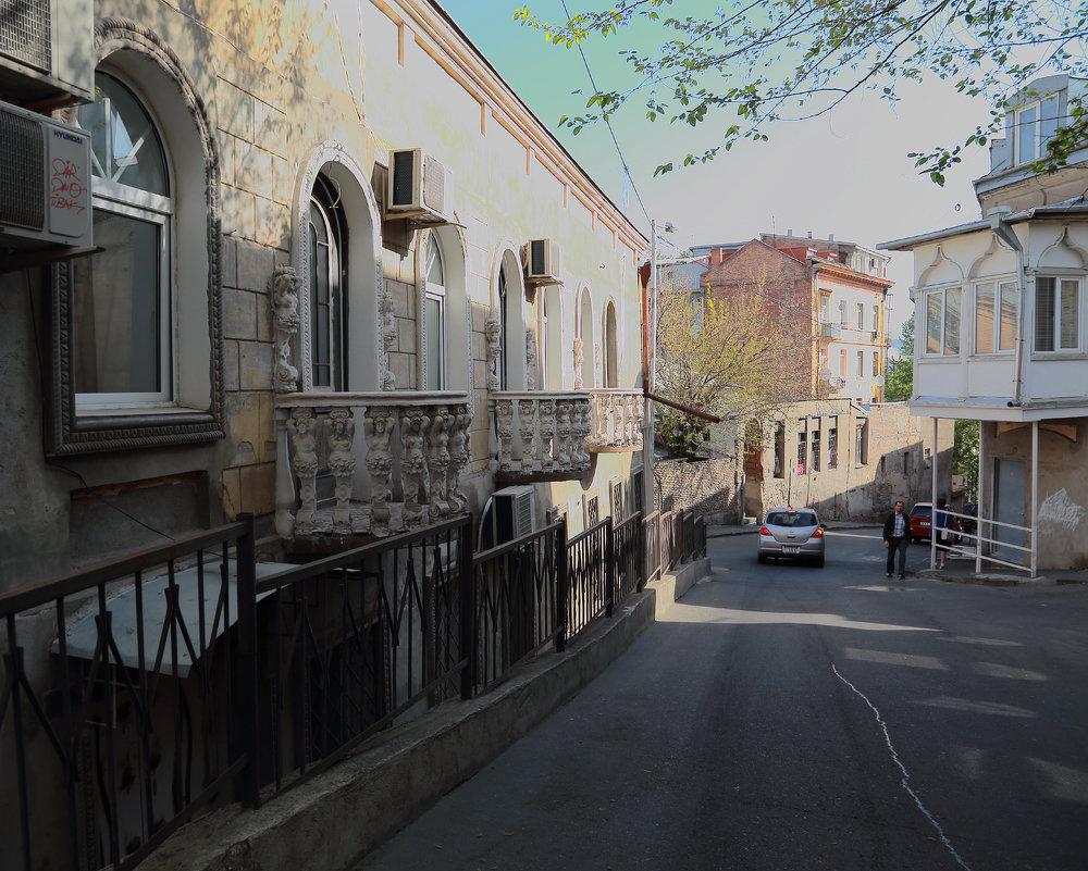 старый Тбилиси - Лидия кутузова