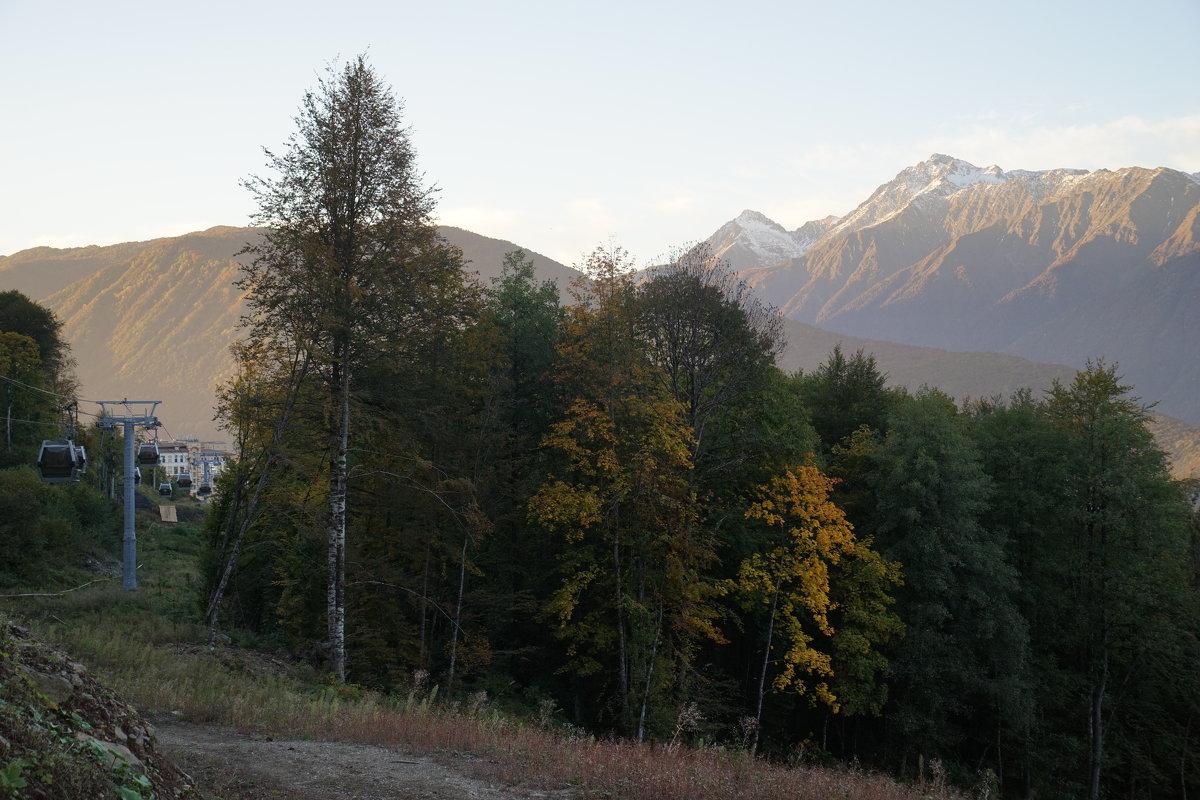 осень в горах - Олег Кручинин