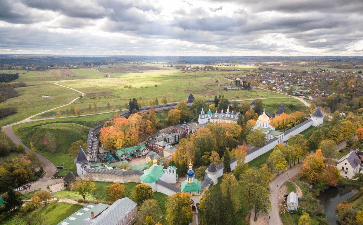 Свято-Успенский Псково-Печерский монастырь - Дмитрий Погодин