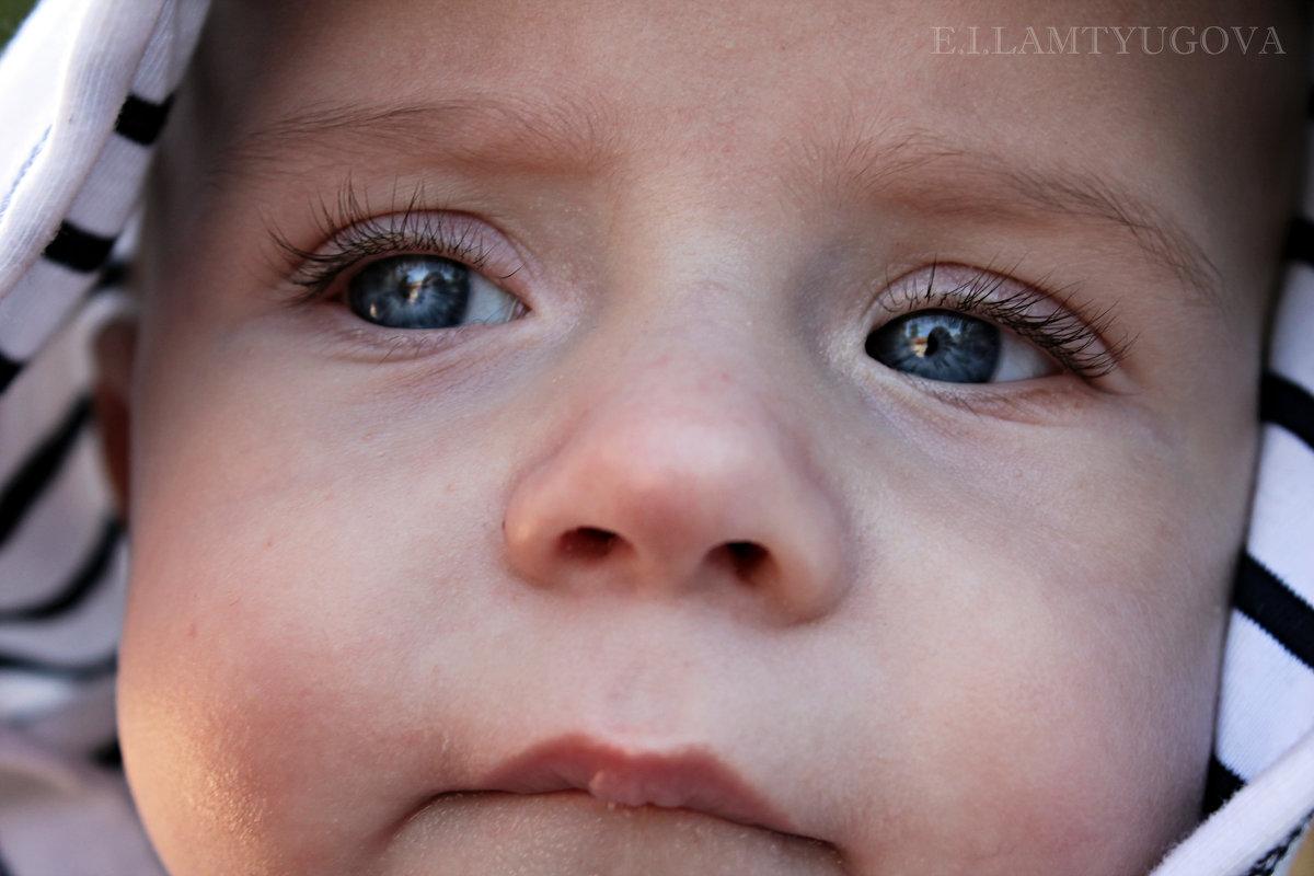 Младенец - Евгения Ламтюгова