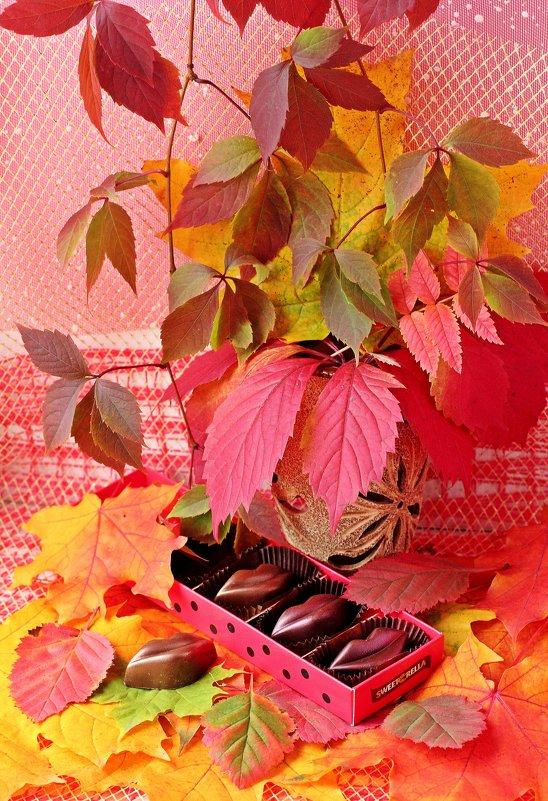 Осенний поцелуй - Лидия (naum.lidiya)