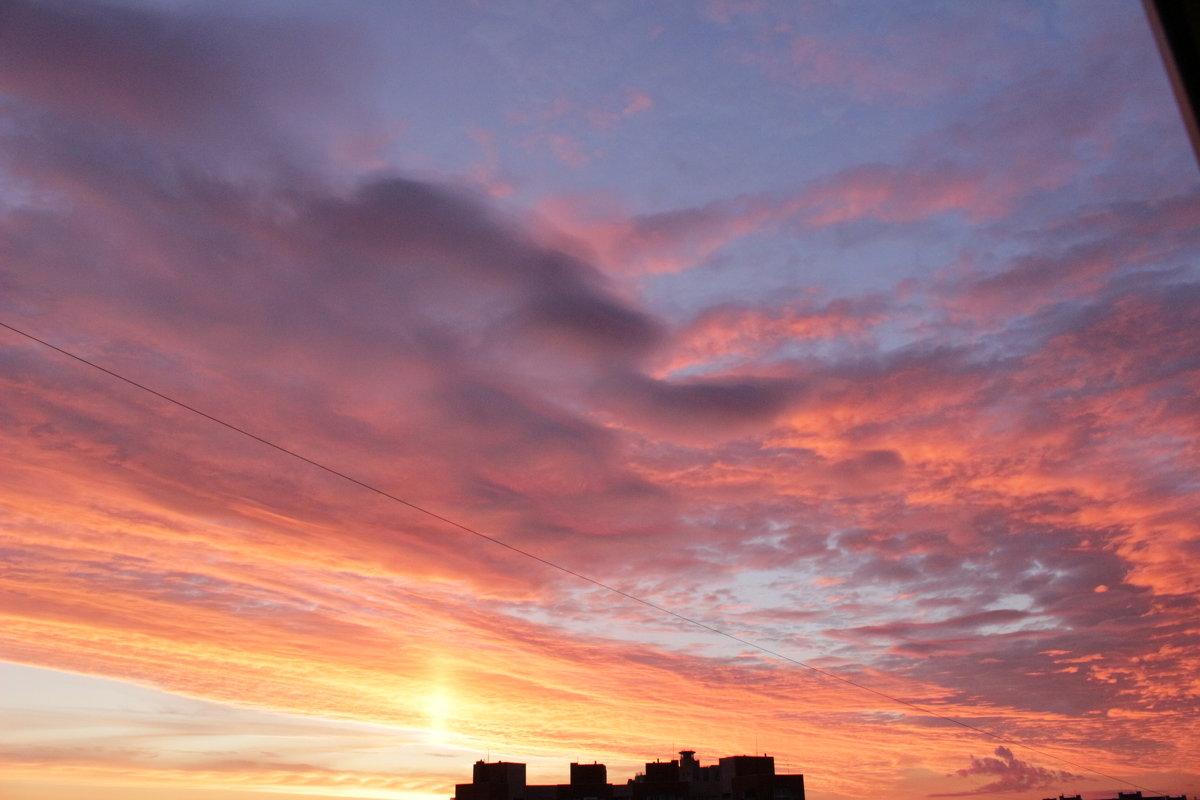 Красивый закат - Олег Студеникин