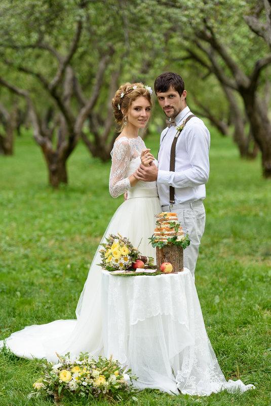 Свадебная фотосессия для Павла и Полины - Юлия Атаманова