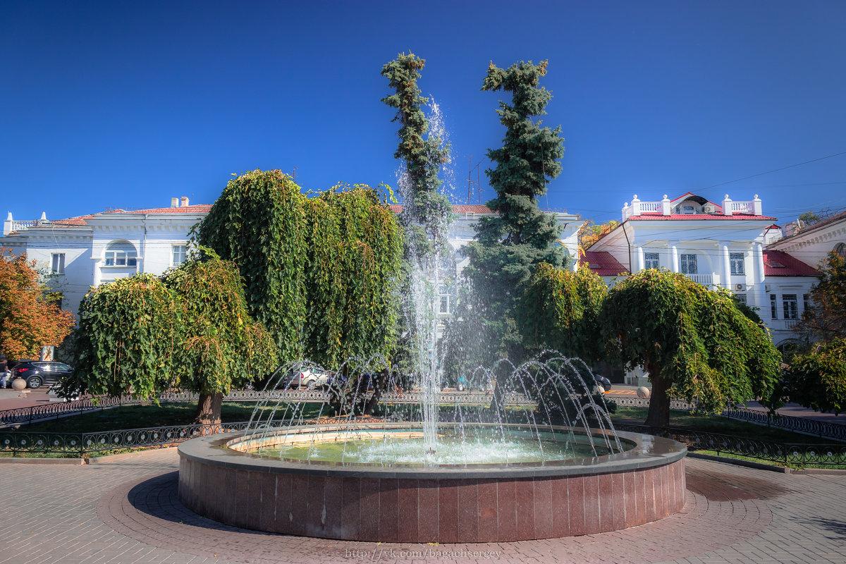 фонтан - Sergey Bagach