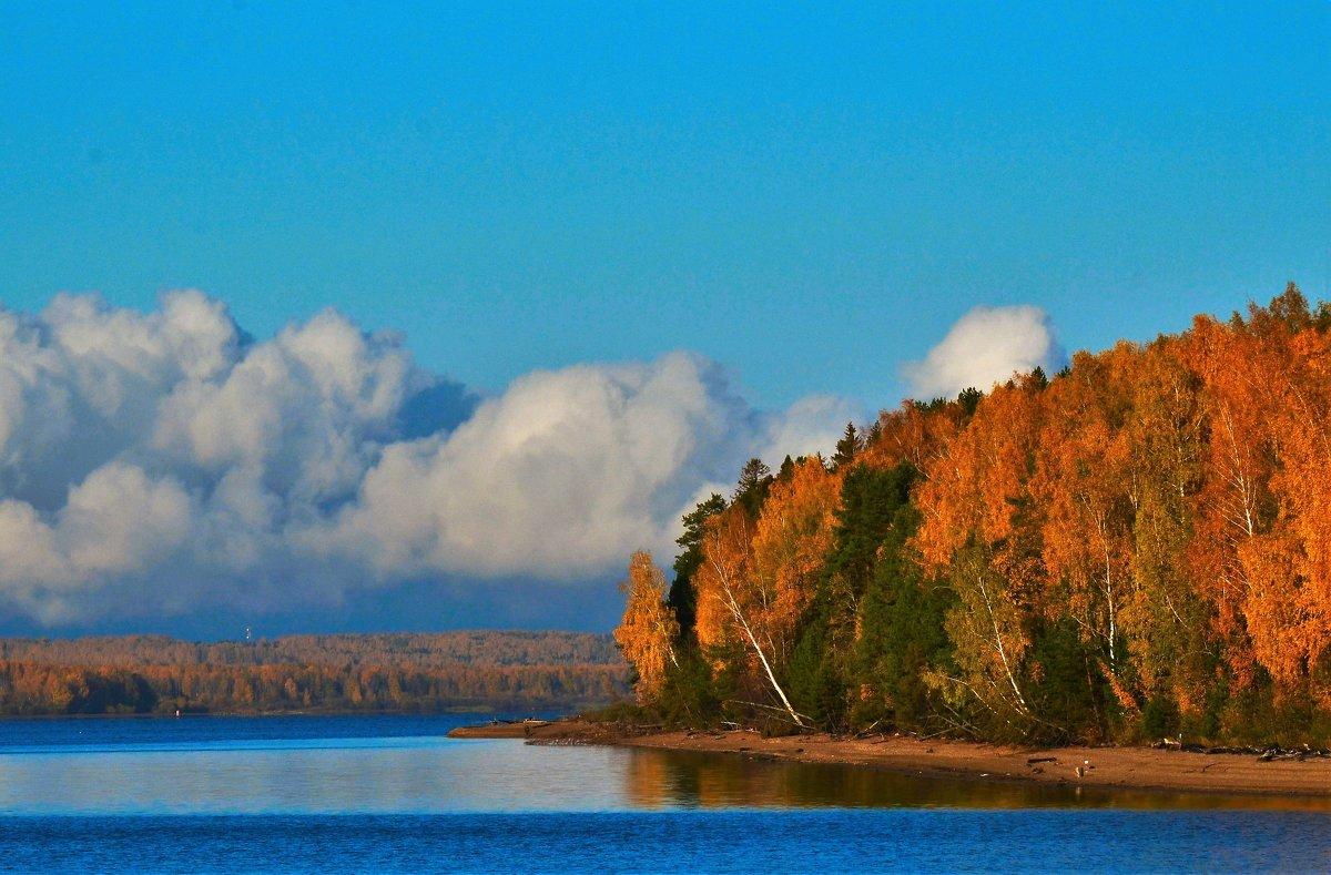 Осень на Каме. - petyxov петухов