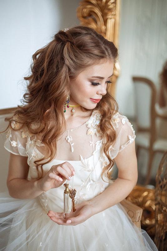 Нежное утро невесты - Мария Кутуева