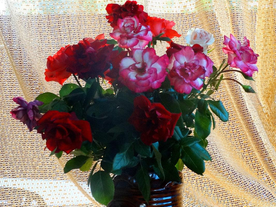 Букет моих роз... - Тамара (st.tamara)
