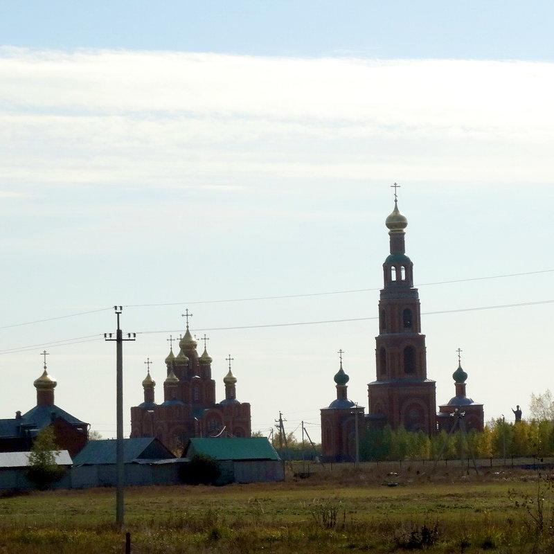 Ачаирский монастырь - Ирина Полозюк