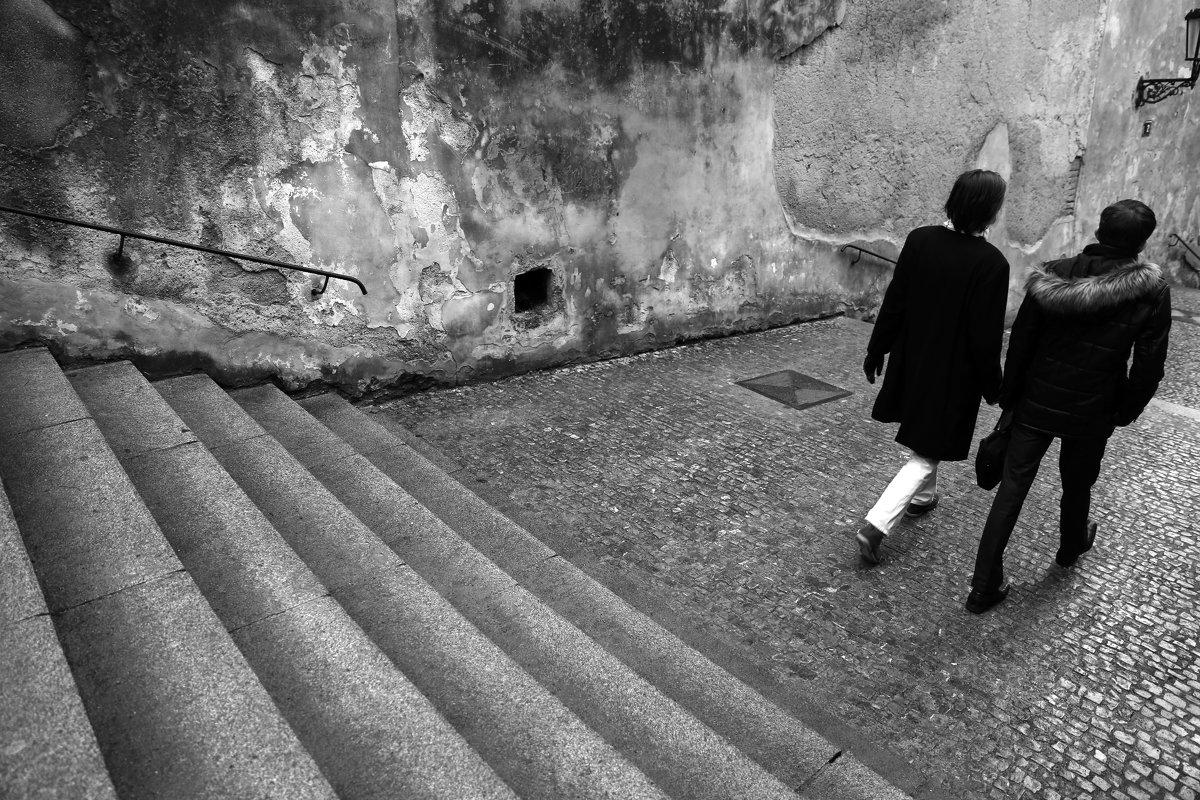 Zámecké schody - Татьяна [Sumtime]