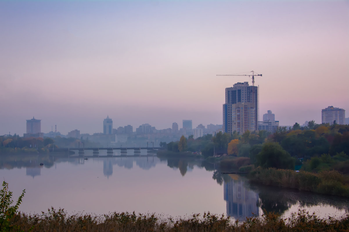 Сиреневый туман - Юрий Шапошник