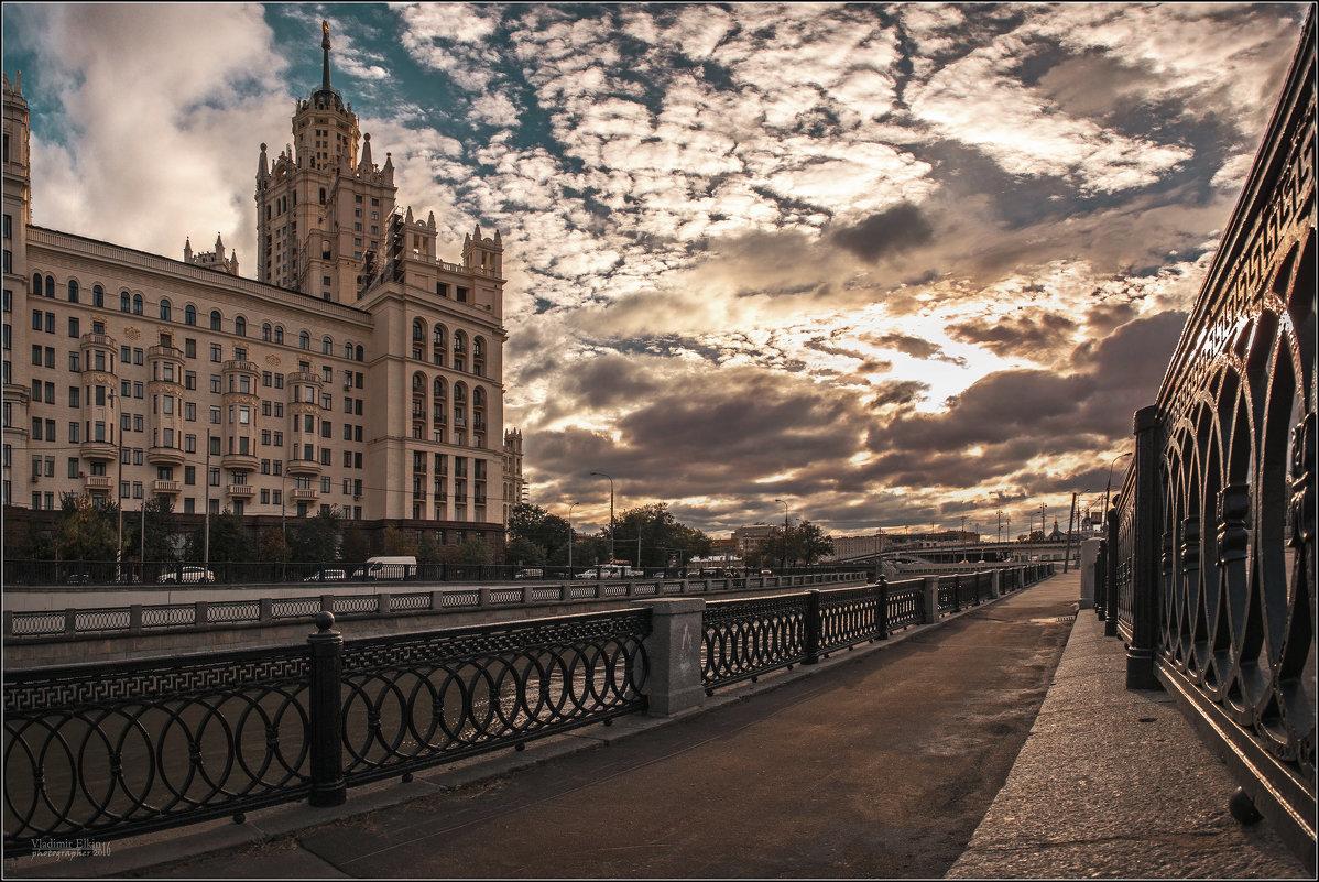 Московская осень # 7 - Владимир Елкин