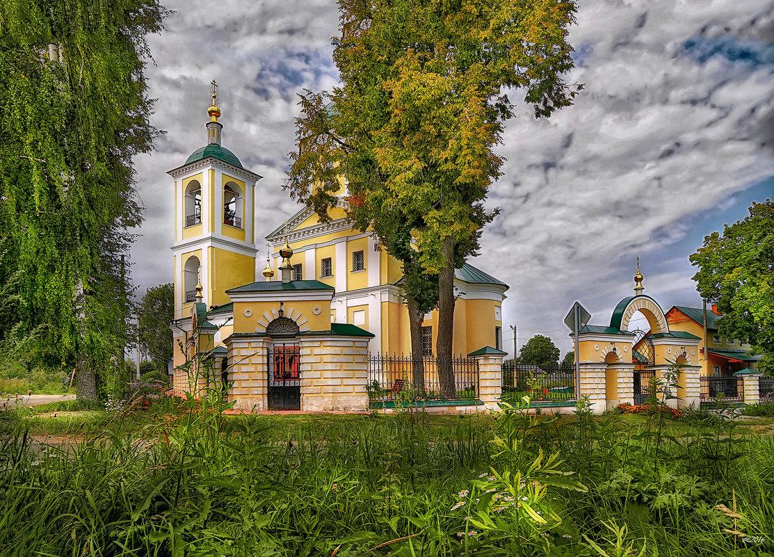 Церковь Константина и Елены - mila