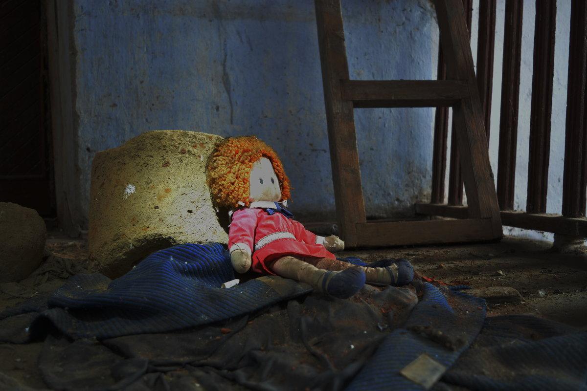 кукла - Ольга