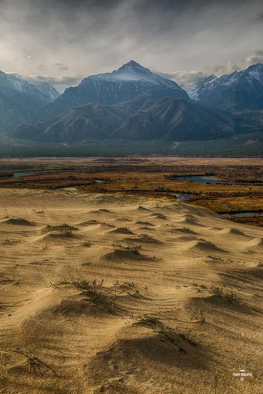 Прогулка по Баргузинской долине - Павел Федоров